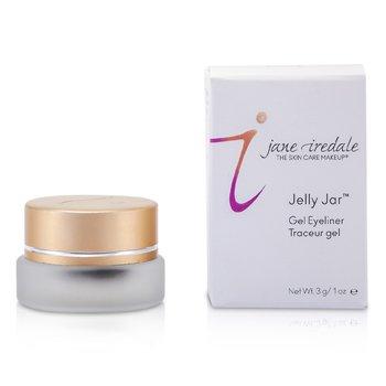 Jane Iredale Jelly Jar Delineador de Ojos en Gel - # Black  3g/0.1oz