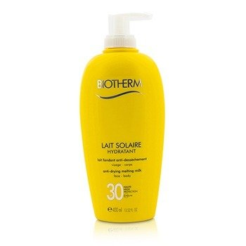 BiothermLait Solaire SPF 30 UVA/UVB Protection Melting Milk 400ml/13.52oz