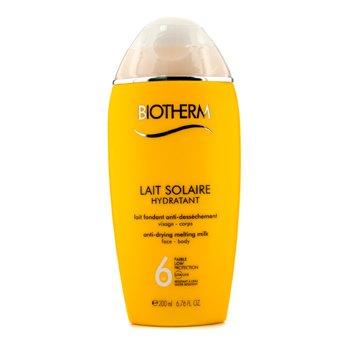 Biotherm Lait Solaire SPF 6 UVA/UVB Солнцезащитное Тающее Молочко 200ml/6.76oz