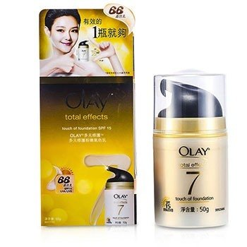 OlayTotal Effects Touch Of Foundation SPF 15 50g/1.7oz