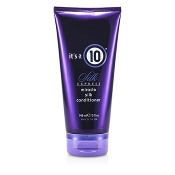 It's A 10 Miracle Silk Express Silk Conditioner  148ml/5oz