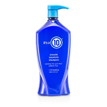 It's A 10Miracle Moisture Shampoo 1000ml 33.8oz