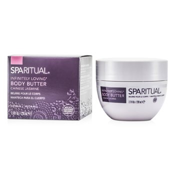 SpaRitualInfinitely Loving Manteca Corporal - Chinese Jasmine 228ml/7.7oz