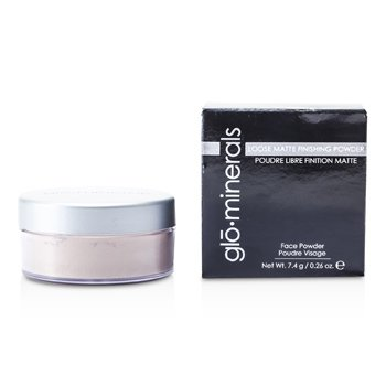 GloMineralsLoose Matte Finishing Powder - Translucent 7.4g/0.26oz