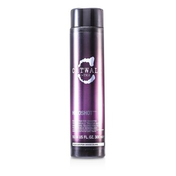 TigiCatwalk Headshot Reconstructive Shampoo (For Chemically Treated Hair) 300ml/10.14oz