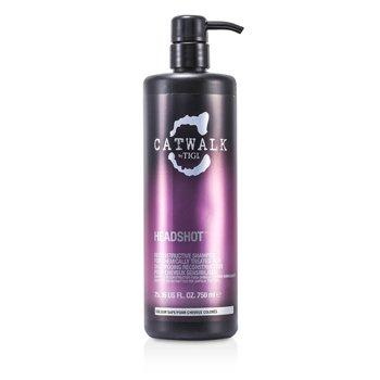 TigiCatwalk Headshot Reconstructive Shampoo  750ml 25.36oz