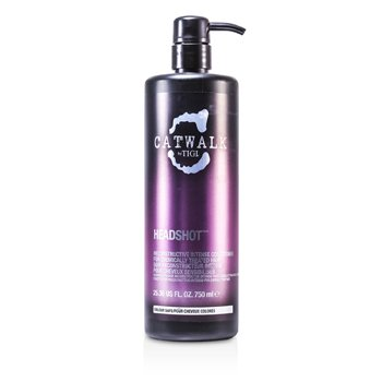 TigiCatwalk Headshot Reconstructive Intense Conditioner (For Chemically Treated Hair) 750ml/25.36oz