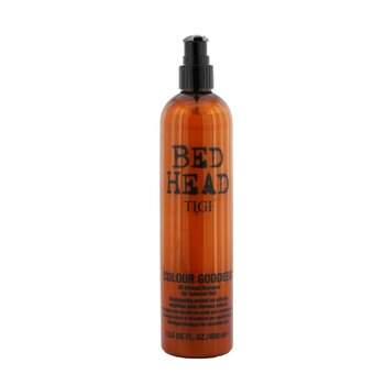 TigiBed Head Colour Goddess Oil Infused Shampoo (For Coloured Hair) 400ml/13.5oz