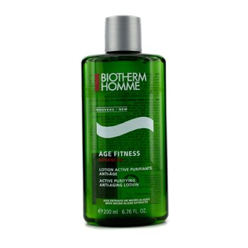 BiothermHomme Age Fitness Advanced Lotion 200ml/6.7oz