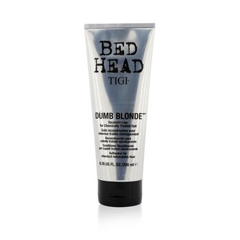 Tigi Bed Head Dumb Blonde Восстанавливающее Средство (для Химически Обработанных Волос) 200ml/6.76oz