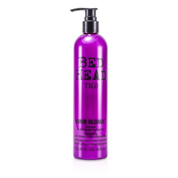 Tigi Bed Head Dumb Blonde Shampoo (For Chemically Treated Hair)  400ml/13.5oz