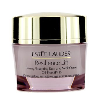 Estee LauderResilience Lift Firming/Sculpting Face and Neck Creme Oil-Free SPF 15 (Normal/Combination Skin) 50ml/1.7oz