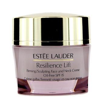 Estee LauderResilience Lift Crema Sin Aceite Reafirmante/Esculpidora de Rostros y Cuello SPF 15 (Piel Normal/Mixta) 50ml/1.7oz