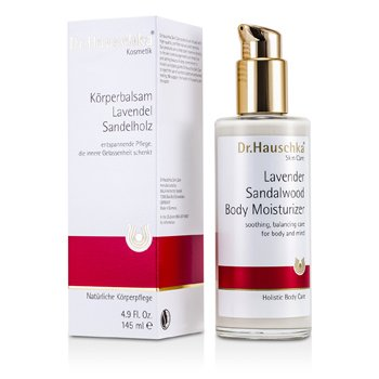 Dr. HauschkaLavender Sandalwood Body Moisturizer 145ml/4.9oz