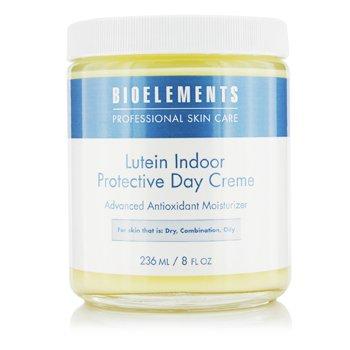 BioelementsLutein Crema Protectora Ambiente Interno D�a (Tama�o Sal�n, Para Piel Seca, Mixta & Grasa) 236ml/8oz