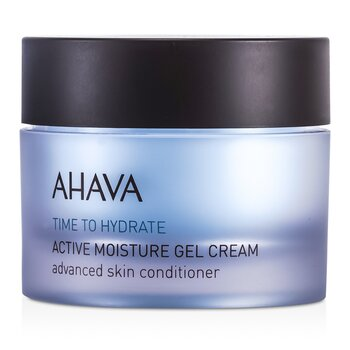 Ahava Time To Hydrate Gel Crema Hidratante Activa  50ml/1.7oz