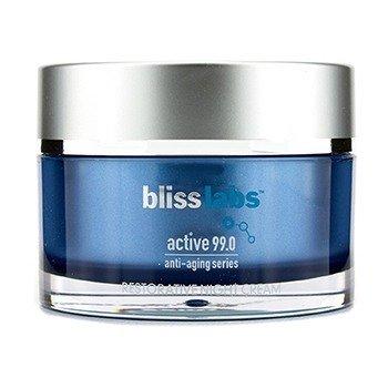 Bliss Blisslabs Active 99.0 Anti-Aging Series Crema de Noche Restauradora  50ml/1.7oz
