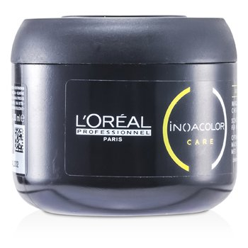 L'OrealProfessionnel INOAColor Care Protective Masque (For Very Dry Hair) 200ml/6.7oz