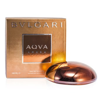 BvlgariAqva Amara Eau De Toilette Spray 100ml/3.4oz