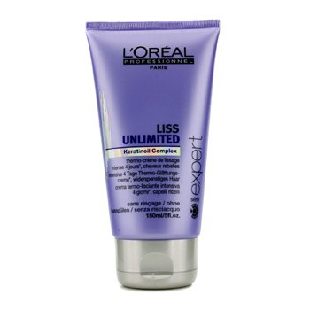 L'Oreal Professionnel Expert Serie - �͹�Ԫ�������Ѻ�����º Liss Ultime Oil Incell ( ����Ѻ���Ѵ�ç�ҡ )  150ml/5oz