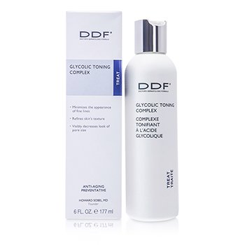 DDFGlycolic Toning Complex 177ml/6oz