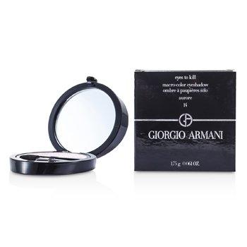 Giorgio ArmaniEyes to Kill Solo Eyeshadow - # 14 Aurore 1.75g/0.061oz
