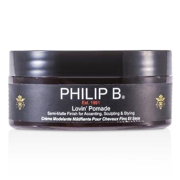 Philip BLovin' Pomade (For Fine to Medium Hair Types) 60g/2oz
