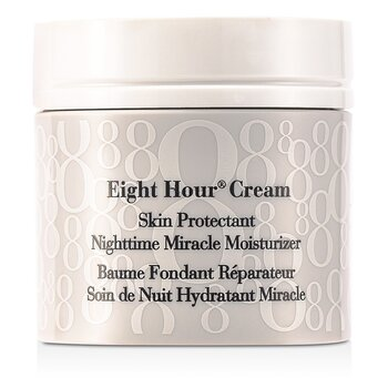 Elizabeth Arden Eight Hour Cream Skin Protectant Hidratante de Noche Milagro  50ml/1.7oz