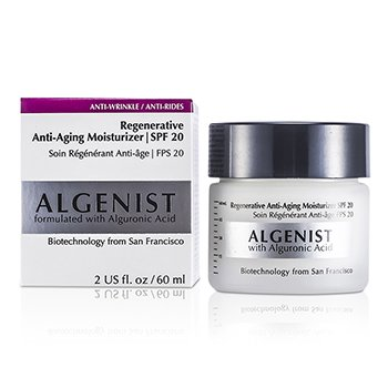Algenist Regenerative Anti-Aging Moisturizer SPF 20 60ml/2oz