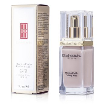 Elizabeth Arden Flawless Finish Perfectly Nude Makeup SPF 15 - # 04 Cream Nude  30ml/1oz