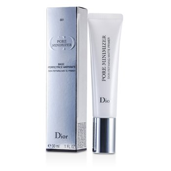 Christian Dior Pore Minimizer Skin Refining Matte Primer - Alas Bedak - # 001  30ml/1oz