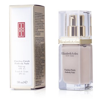 Elizabeth Arden Flawless Finish Perfectly Nude Makeup SPF 15 – # 01 Linen 30ml/1oz