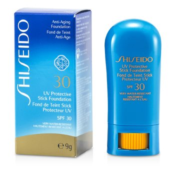 Shiseido Base en Barra Protectora UV SPF30 - # Ochre  9g/0.3oz
