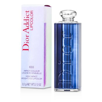 Christian DiorDior Addict High Impact Weightless Lipcolor3.5g/0.12oz