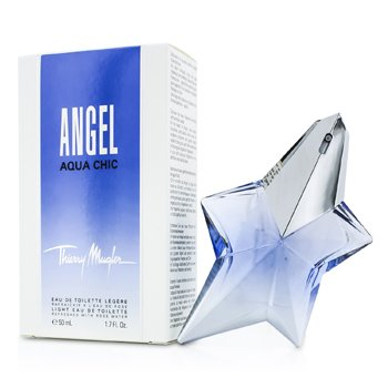 Thierry MuglerAngel Aqua Chic Light Eau De Toilette Spray (Limited Edition) 50ml/1.7oz