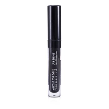 Lab Shine Metal Collection Chrome Lip Gloss - #M0 (Onyx) (Unboxed)