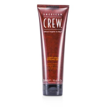 American Crew Men Light Hold Styling Gel (Non-Flaking Gel) 250ml/8.4oz hair care
