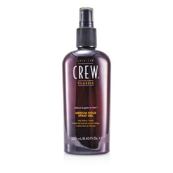 American Crew Men Medium Hold Spray Gel (Easy Styling Control) 250ml/8.45oz hair care