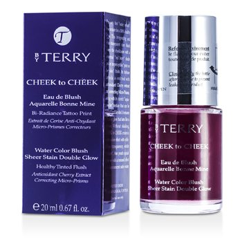 By TerryCheek To Cheek Water Color Blush - # 1 Cherry Cruise 20ml/0.67oz