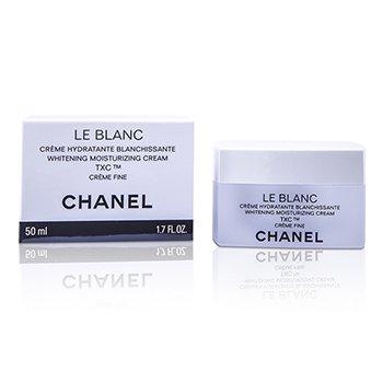 ChanelLe Blanc Crema Hidratante Blanqueadora TXC Crema Fina 50ml/1.7oz