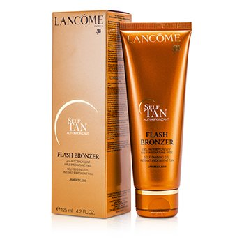 LancomeFlash Bronzer Gel Auto Bronceador (Piernas) 125ml/4.2oz