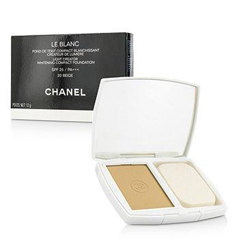Chanel Phấn Nền Trắng S�ng Da Ho�n Hảo với SPF 25 - # 20 Beige  12g/0.42oz