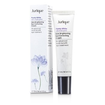 JurliquePurely White Skin Brightening Eye Correcting Cream 109200 15ml/0.5oz