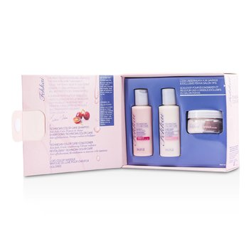 Frederic Fekkai Technician Color Care Mini Collection: Shampoo 59ml + Conditioner 59ml + Luxe Color Masque 48g  3pcs