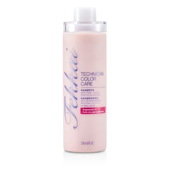 Frederic Fekkai Technician Champ� Cuidado Color (Anti-Desvanecimiento, Protecci�n de Color & Brillo)  236ml/8oz