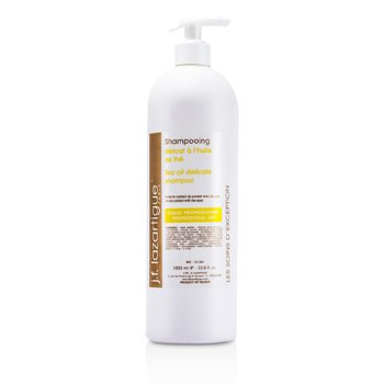 J. F. LazartigueTea Oil Delicate Shampoo (Salon Product) 1000ml/33.8oz