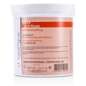 J. F. LazartigueSmoothing Straightening Conditioner (Salon Product) 1000ml/33.8oz