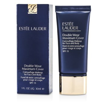 Estee Lauder Double Wear Maquillaje Camuflaje Cobertura M�xima (Rostro y Cuerpo) SPF15 - #12 Rattan (2W2)  30ml/1oz