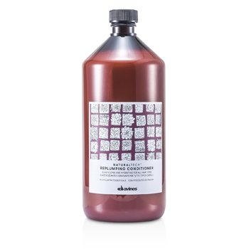 DavinesNatural Tech Replumping Conditioner (For All Hair Types) 1000ml/33.8oz