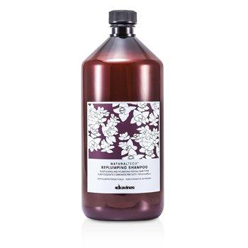 Davines Natural Tech Replumping Shampoo (For All Hair Types) 1000ml/33.8oz